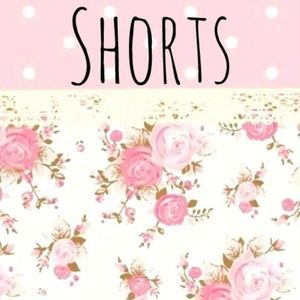 Shorts Section!